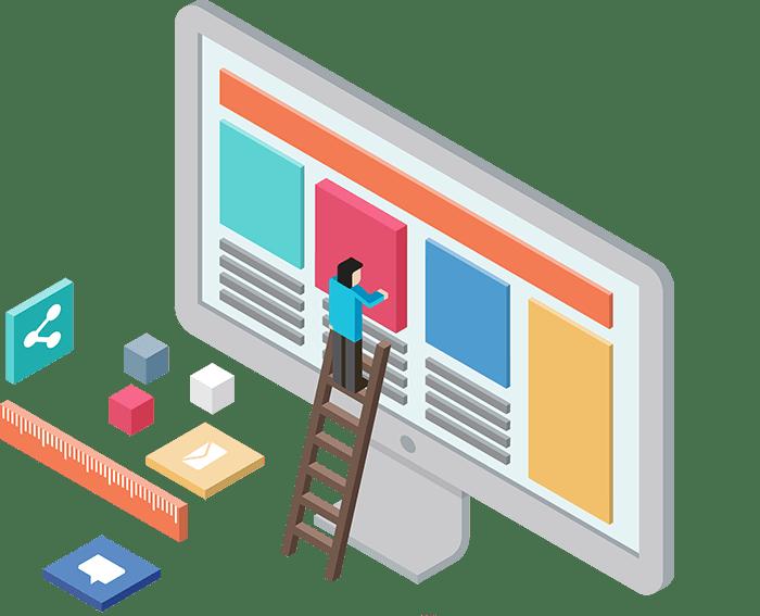 Criação de sites - AG Web Design