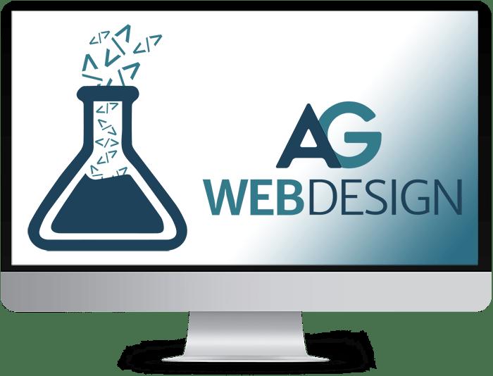 Quem somos - AG Web Design