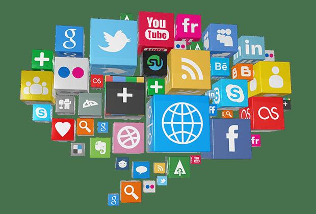 Serviços em redes sociais - AG Web Design